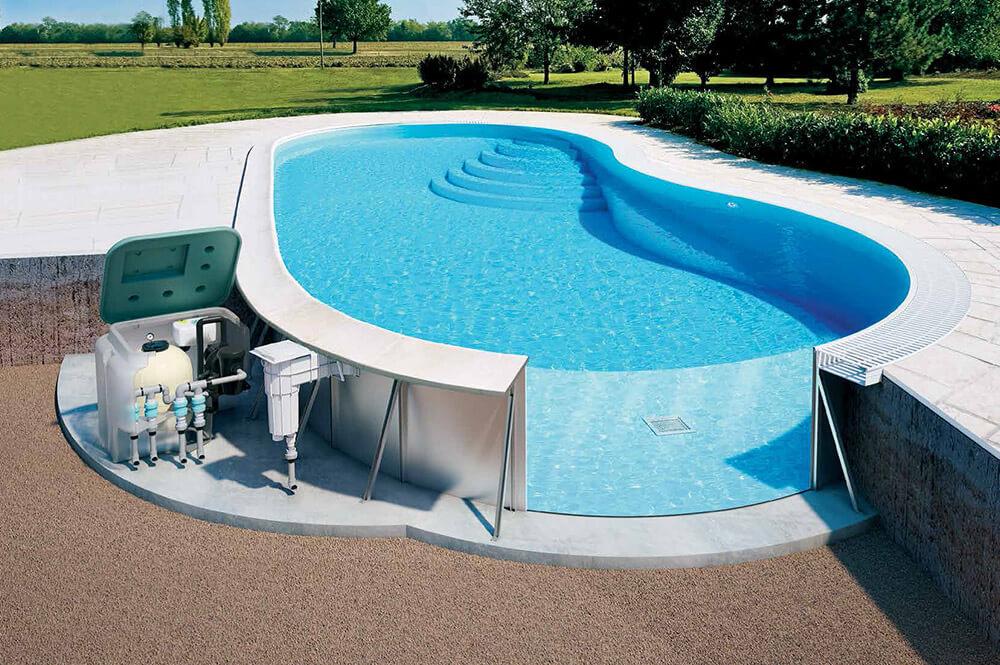 Magnelis rivenditori piscine prefabbricate clever piscine - Piscine prefabbricate vetroresina ...
