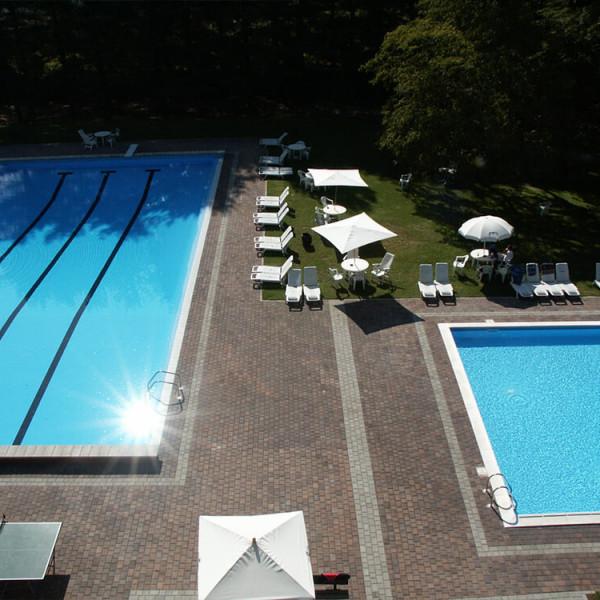 piscine olimpionica e baby