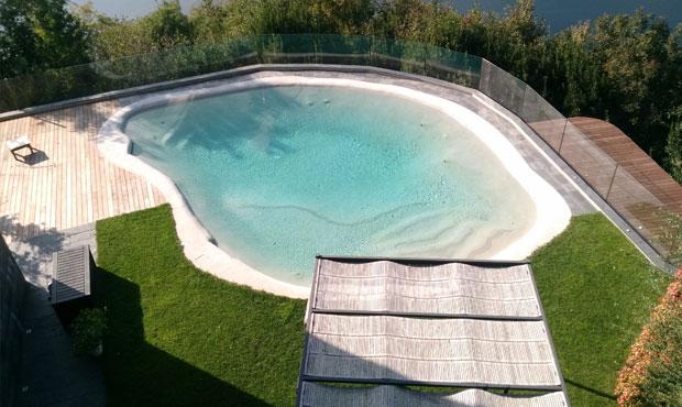 Piscine interrate le fasi di realizzazione - Costruzione piscina interrata ...