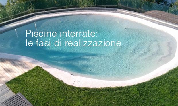 Piscine interrate le fasi di realizzazione - Foto di piscine interrate ...