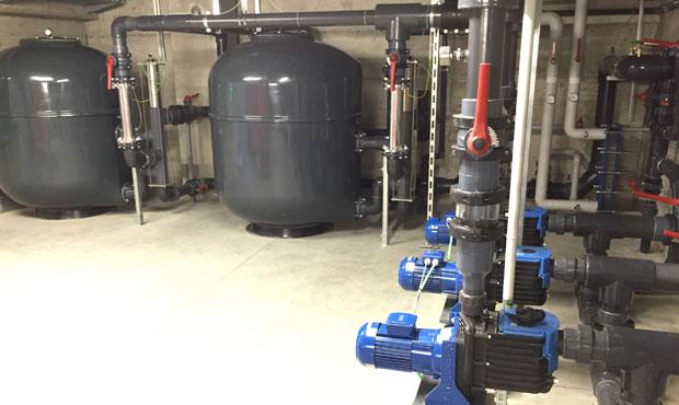 Impianto filtrazione clever piscine2 clever piscine - Impianto filtrazione piscina prezzo ...